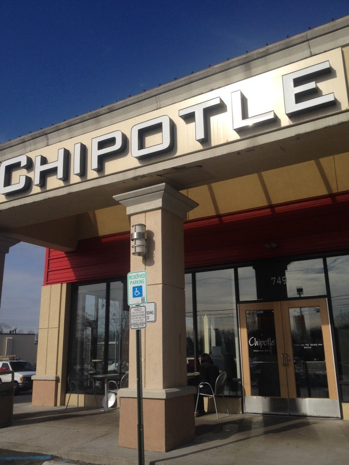 CHIPOTLE MEXICAN GRILL,mexican,tacos