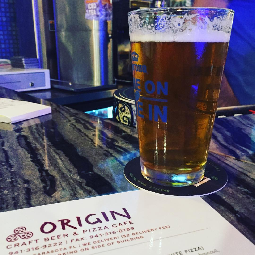 ORIGIN CRAFT BEER & PIZZA CAFE,