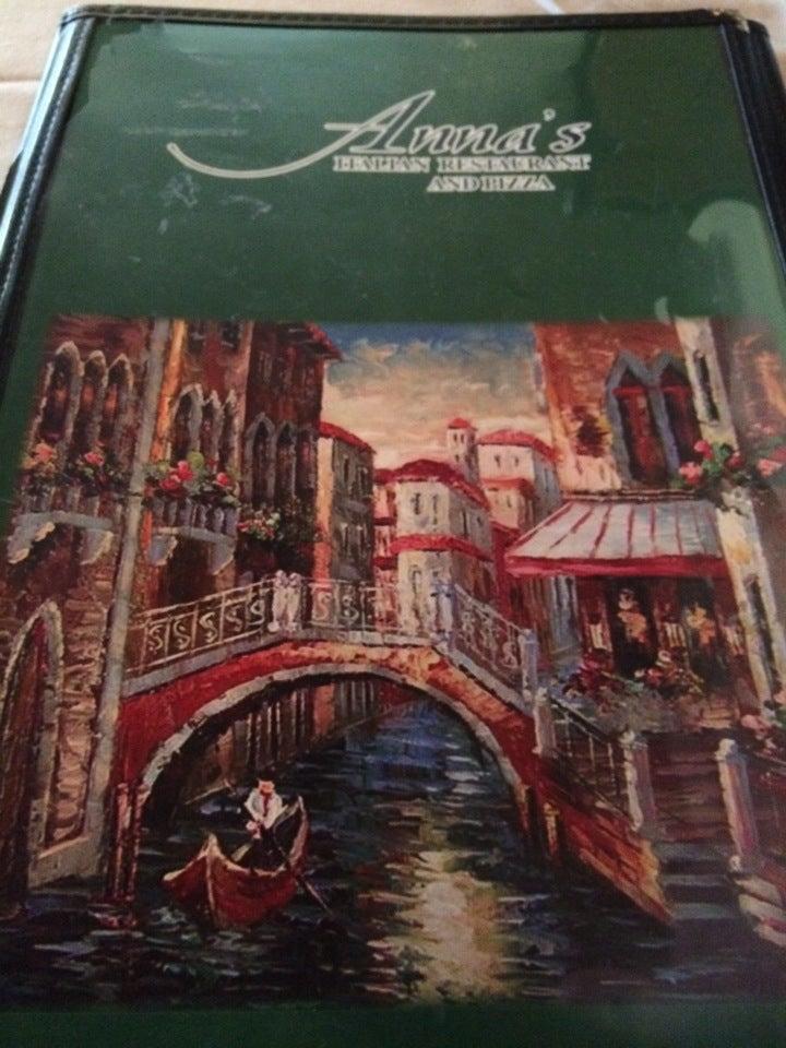 Anna's Italian Restaurant & Pizza,