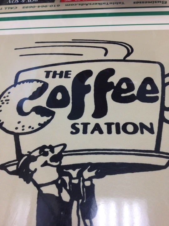 THE COFFEE STATION,