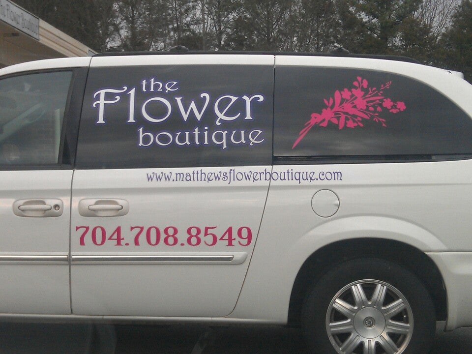 The Flower Boutique,