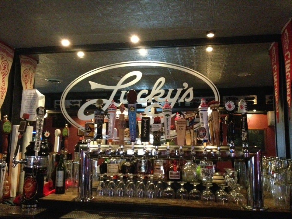 Lucky's Taproom Eatery