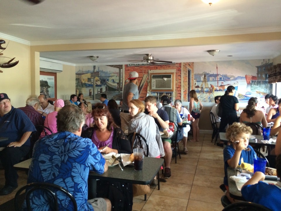 The Causeway Restaurant,