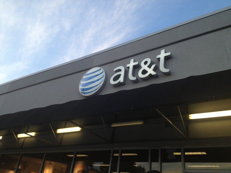 AT&T,iphone,uverse