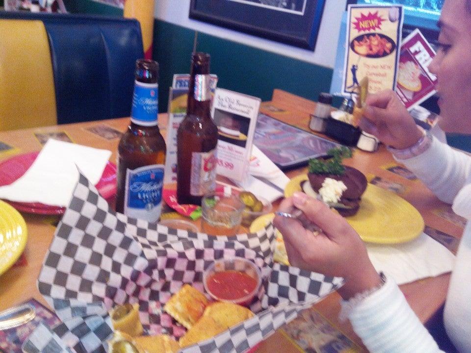 TJ's Sports Garden Restaurant,