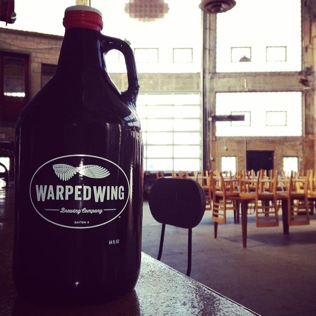 Warped Wing Brewing Co.