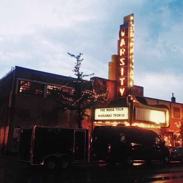 Varsity Theater & Cafe des Artistes