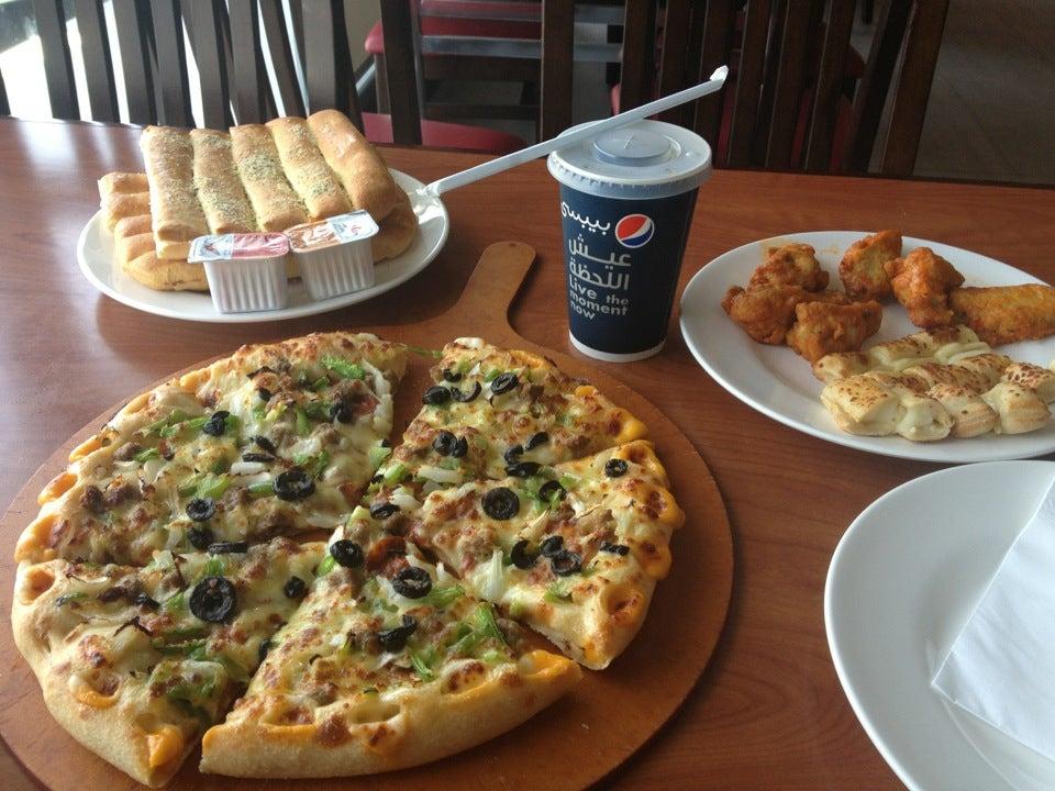 pizza hut dubai menu pdf