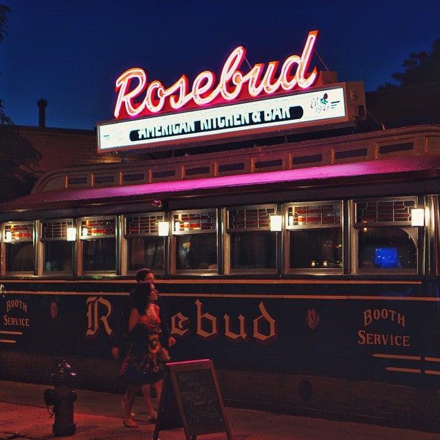 Rosebud American Kitchen & Bar,