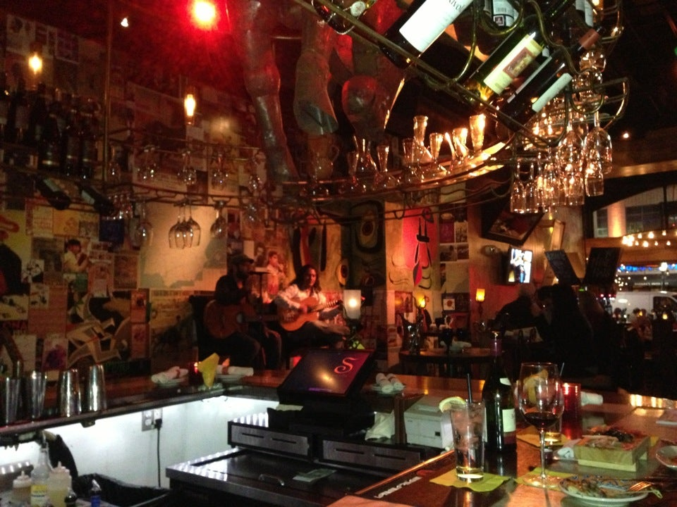 Cafe Sevilla Of Long Beach Long Beach Ca