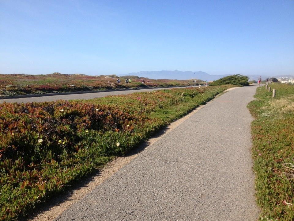 Ocean Beach Trail