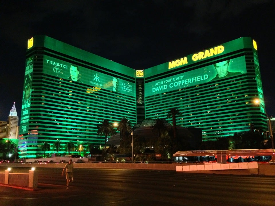 MGM Grand Hotel & Casino, Las Vegas: Tickets, Schedule, Seating Charts | Goldstar