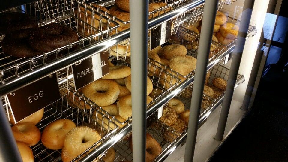 The Bagel Exchange,bagels,breakfast,lunch,new york bagels,restaurant