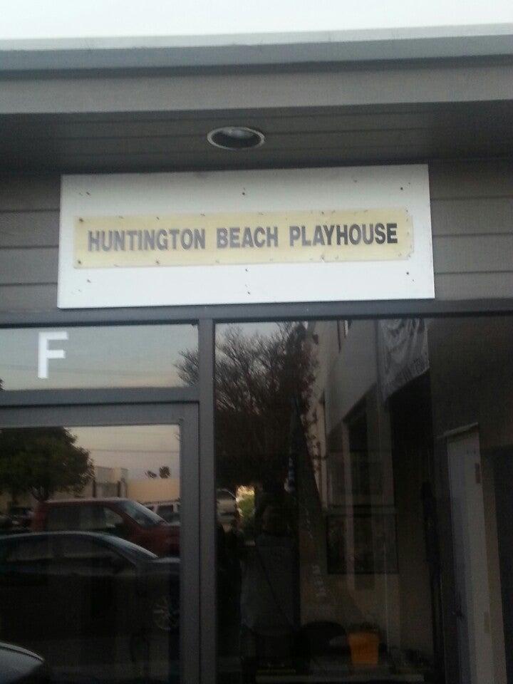Huntington Beach Central Library Theater, Orange County ...