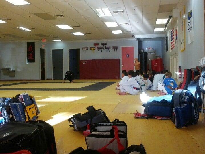 Mountain Kim Martial Arts Center,