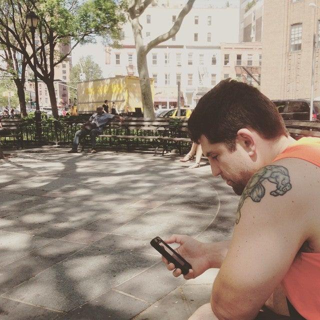 Tribeca Park Deli,breakfast to go,coffee,deli,rancid bacon