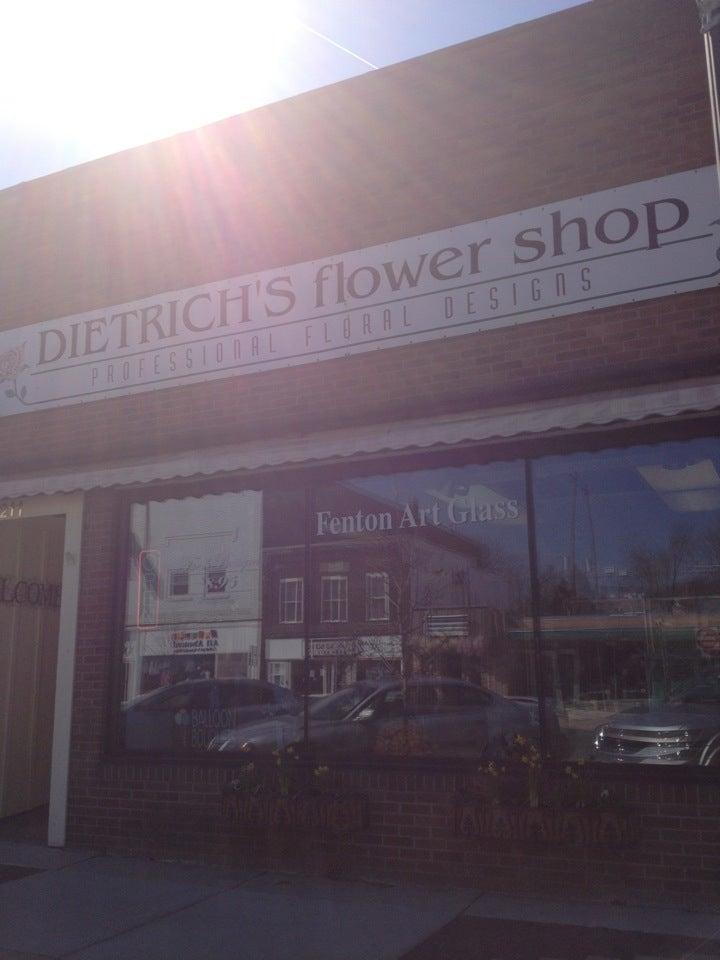 Dietrich's Flower Shop,