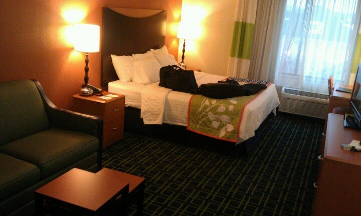 Fairfield Inn & Suites Anniston Oxford,