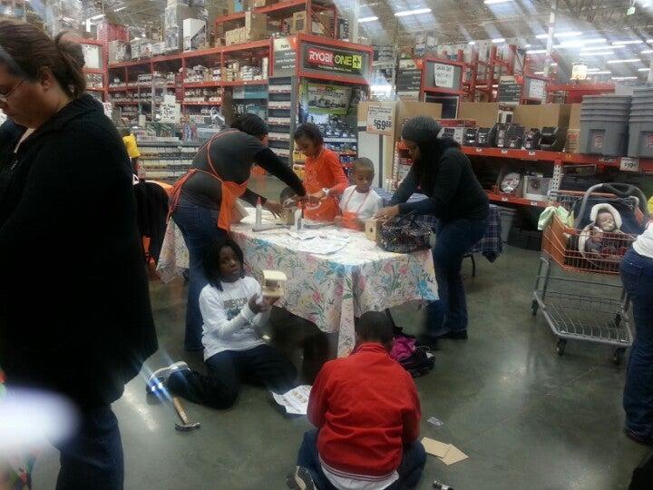 The Home Depot,home improvement, paint, tools, rental truck, storage, organization