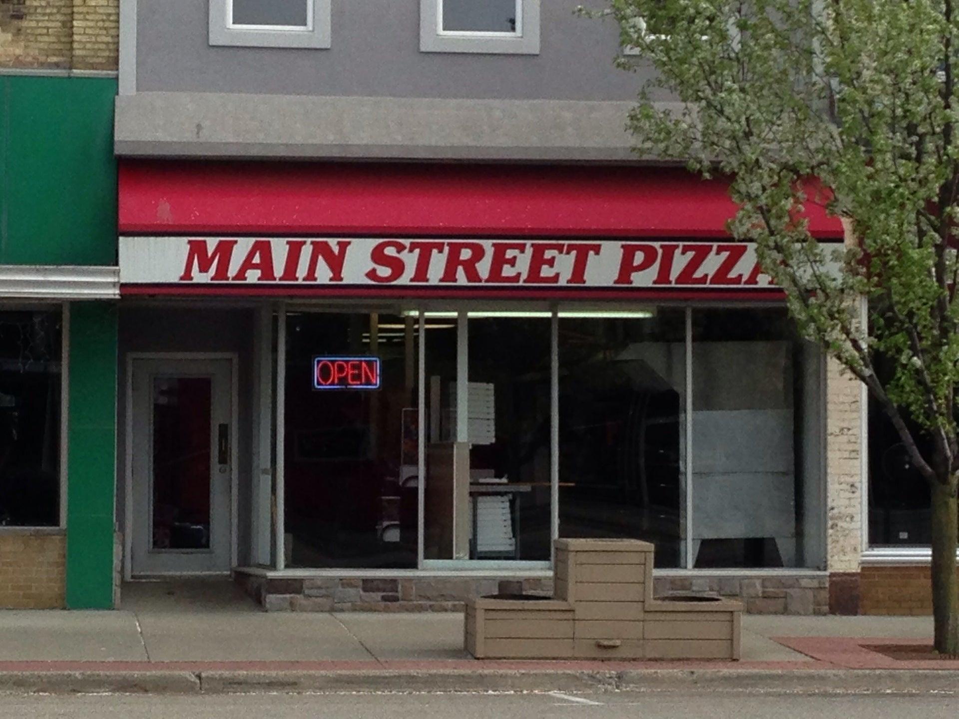 MAIN STREET PIZZA,