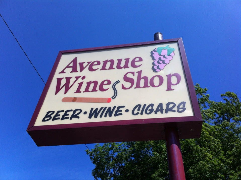 Avenue Wine Shop,