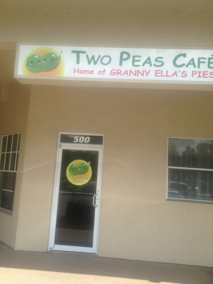 Two Peas Cafe,