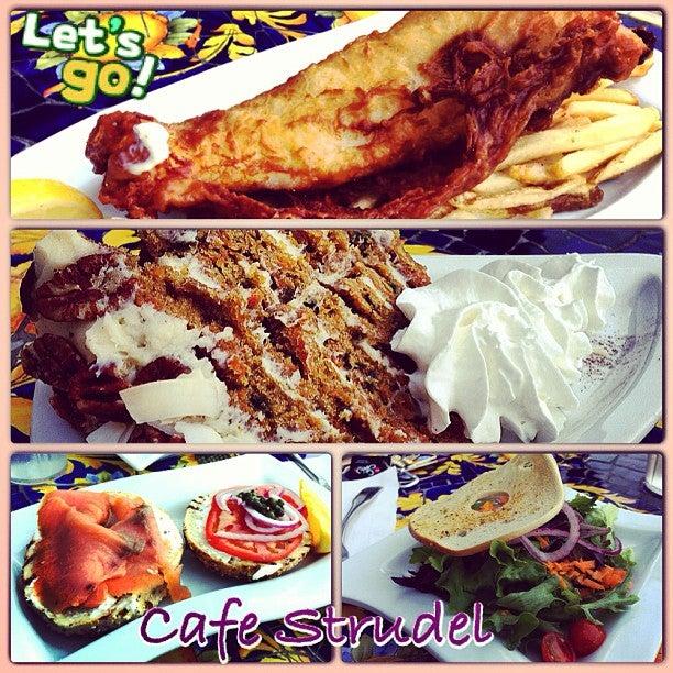 Cafe Strudel