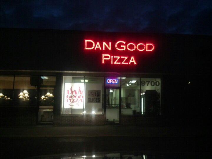 DAN GOOD PIZZA,