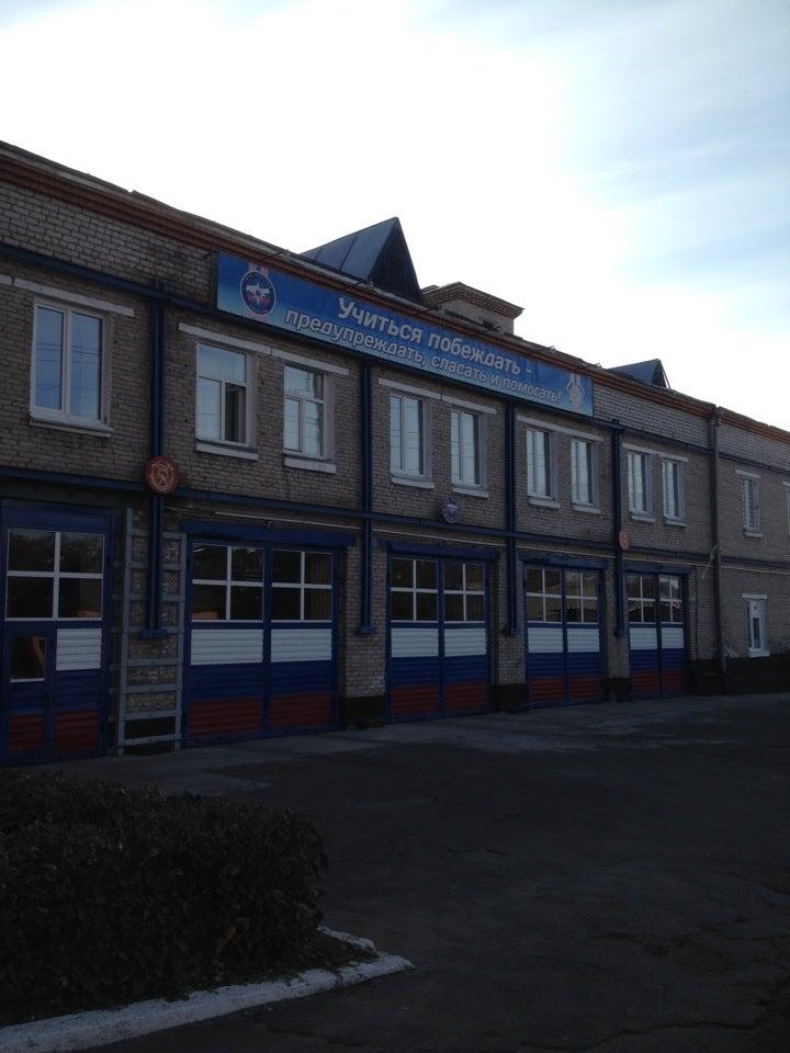 Барнаульский учебный центр федеральной противопожарной службы фото 1