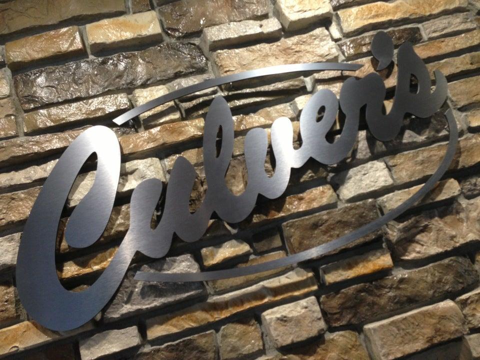 Culver's,