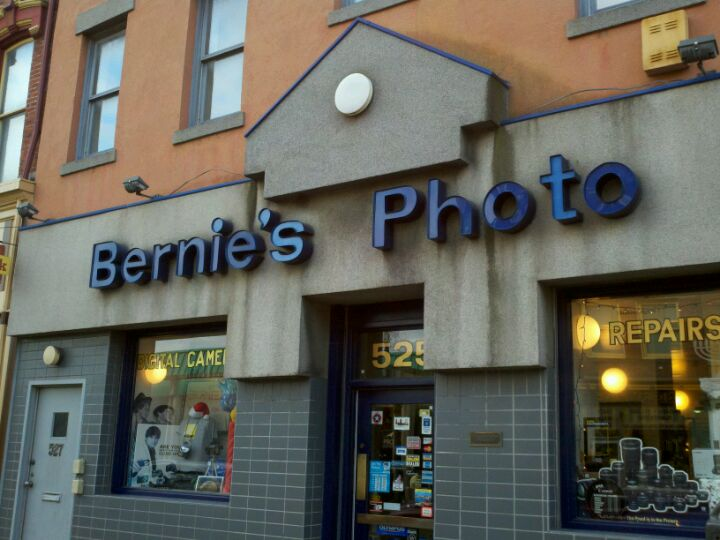 BERNIE'S PHOTO CENTER,