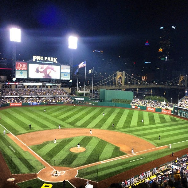 Pnc Park Pittsburgh Tickets Schedule Seating Charts