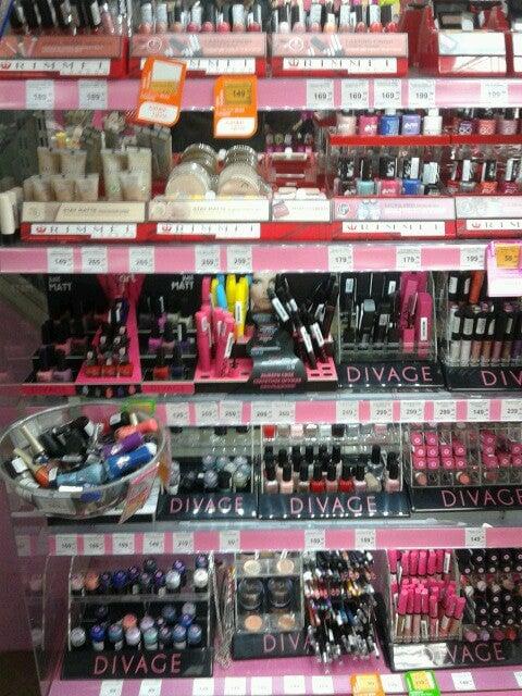 Магазин косметики коломенское
