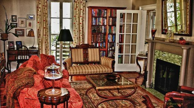 HARRINGTON HOUSE,