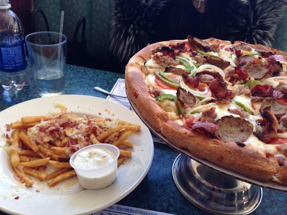 DIMITRI'S PIZZA,