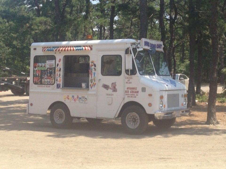 Hyannis Ice Cream Truck