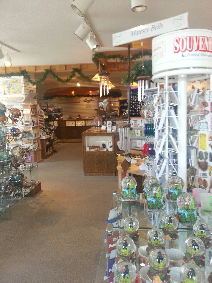 Keweenaw Gem and Gift Shop,