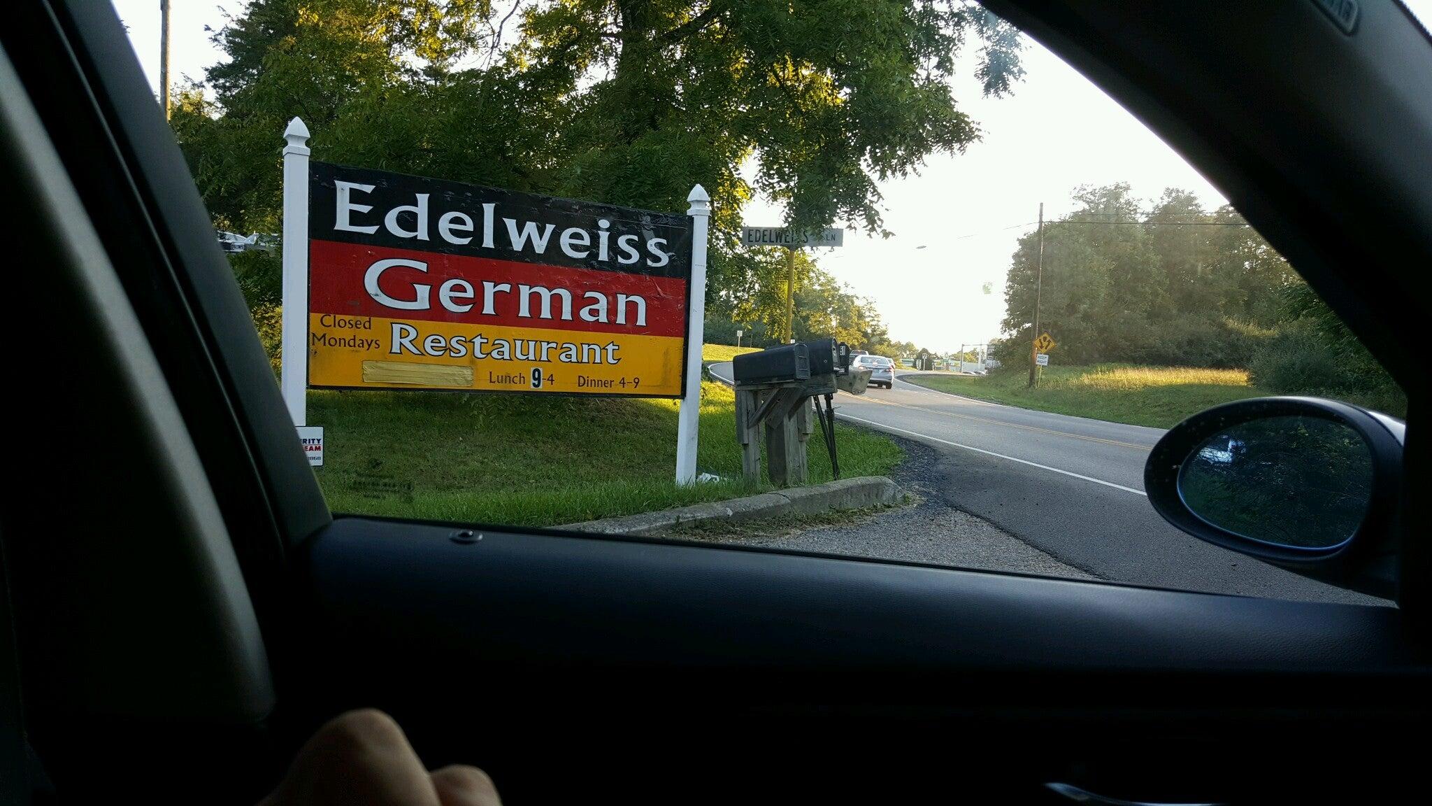 EDELWEISS GERMAN RESTAURANT,