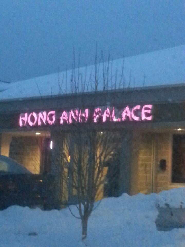 Hong Anh Palace,chinese food,lunch buffet