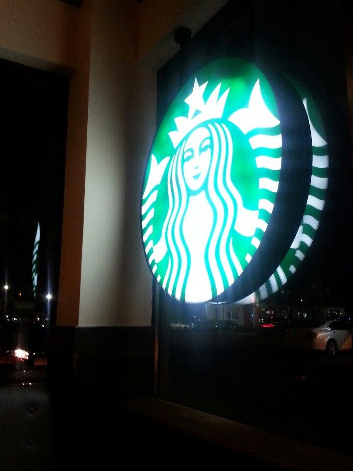 Starbucks Coffee,coffee,coffee, restaurant, drive through,drive through,restaurant