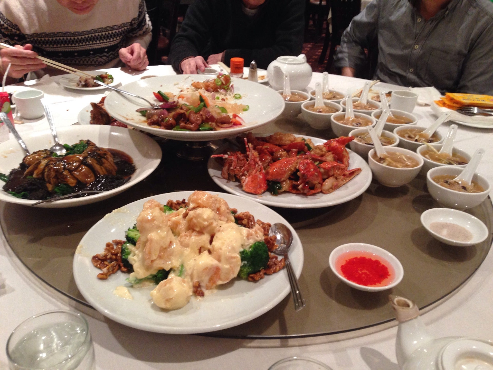 Full House Seafood Restaurant Inc,chinese food