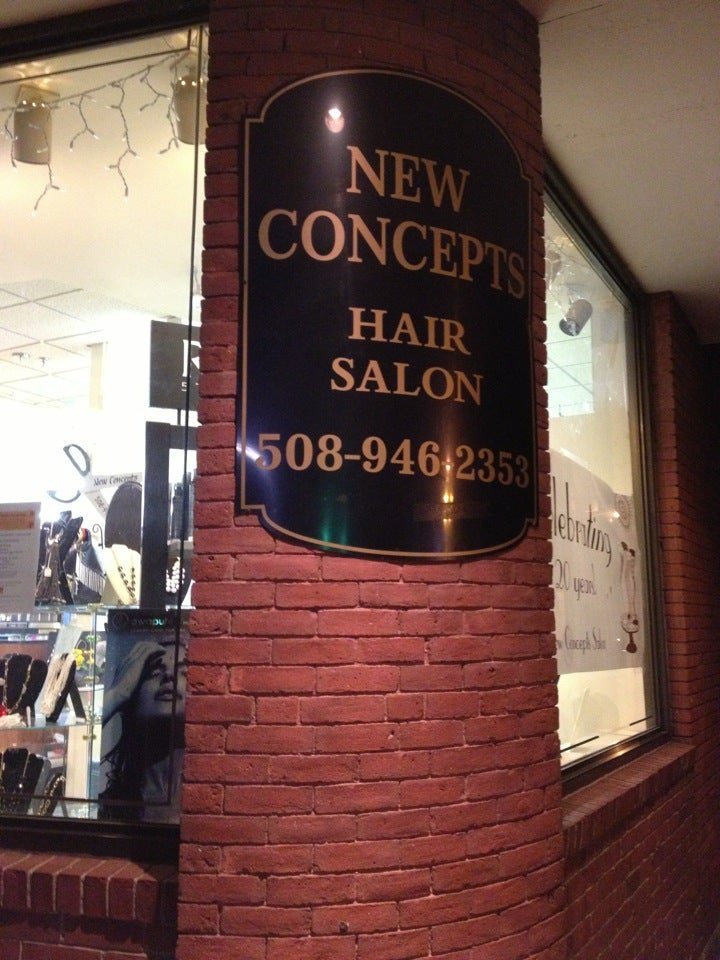 New Concepts Hair Salon,