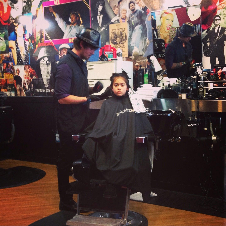 Floyd's 99 Barbershop,
