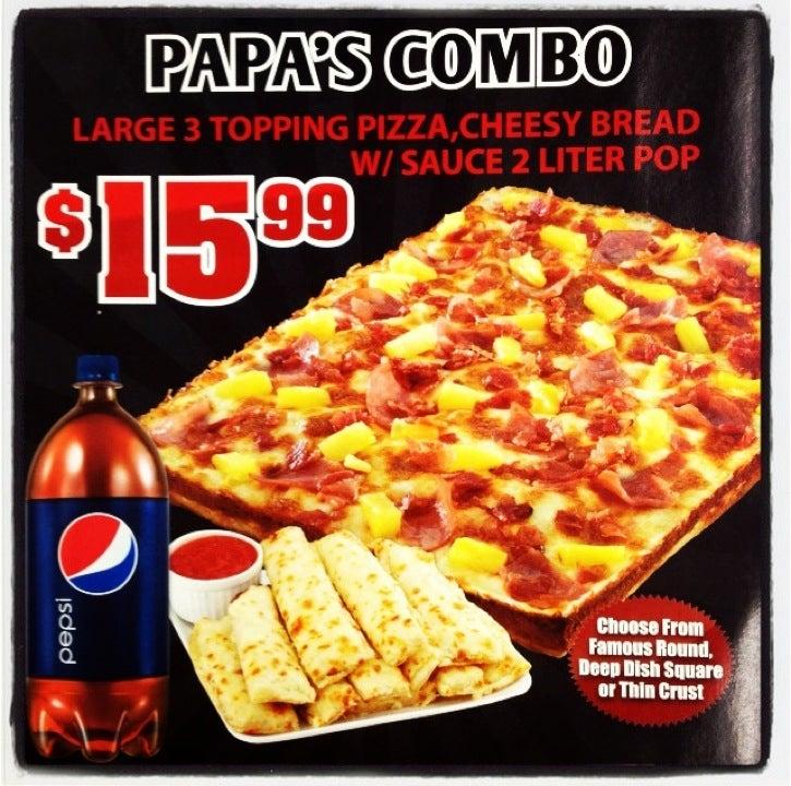 Papa's Pizza,