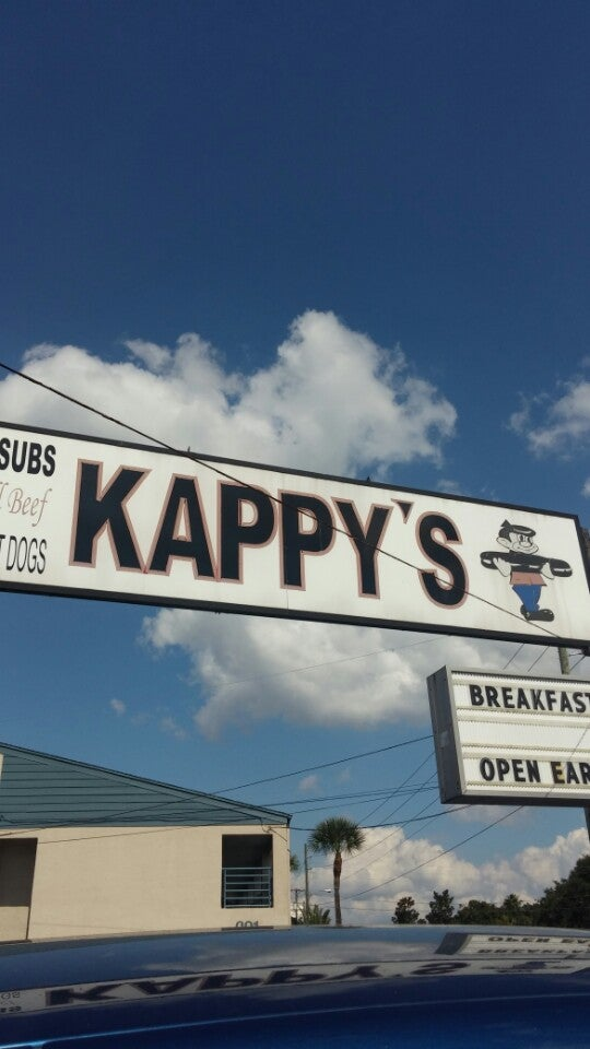 Kappys Sub,