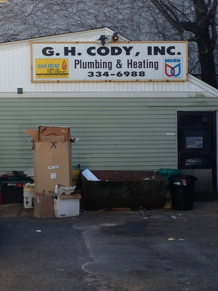 G H CODY INC,