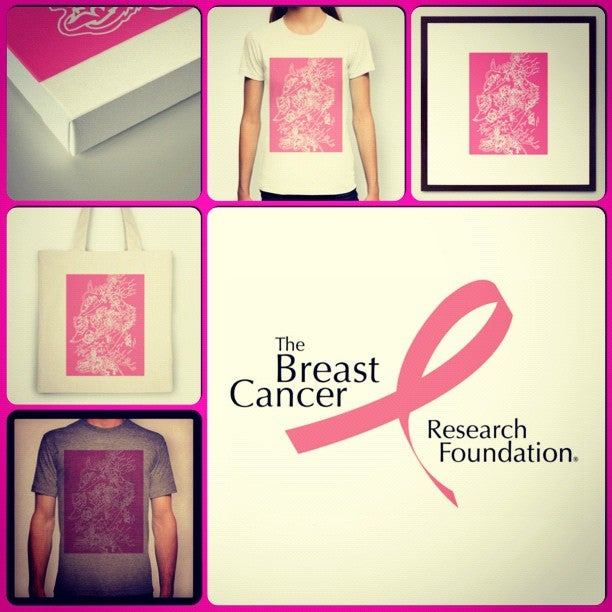 THE BREAST CANCER RESEARCH FOUNDATION,