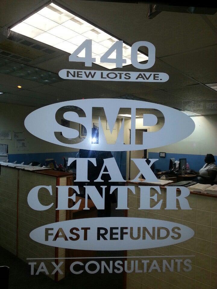 Smp Tax Center,