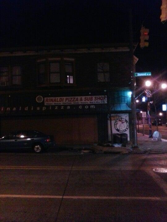 Rinaldi Pizza & Sub Shop,