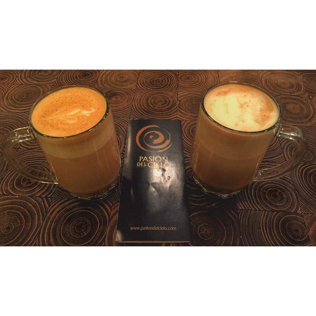 Pasion Del Cielo Coffee,